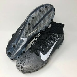 Nike Men's Vapor Untouchable 2 Football Cleats Bla